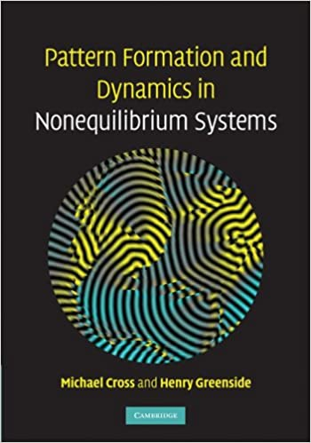 Read online Pattern Formation and Dynamics in Nonequilibrium Systems PDF, azw (Kindle)