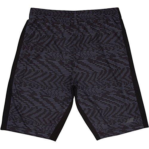 New Balance Little Boys' Performance Short, Thunder/Speed Glitch, 5 - Bealls Elastic Waist Shorts