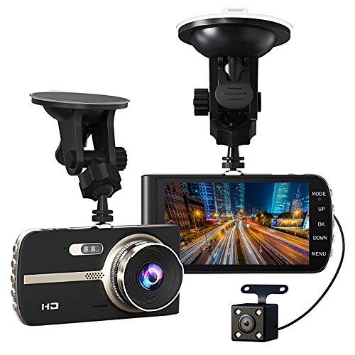 front and rear car camera - 1