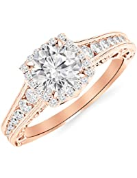Womens Engagement Rings Amazon Com