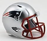 New England Patriots NFL Riddell Speed Pocket PRO Micro/Pocket-Size/Mini Football Helmet