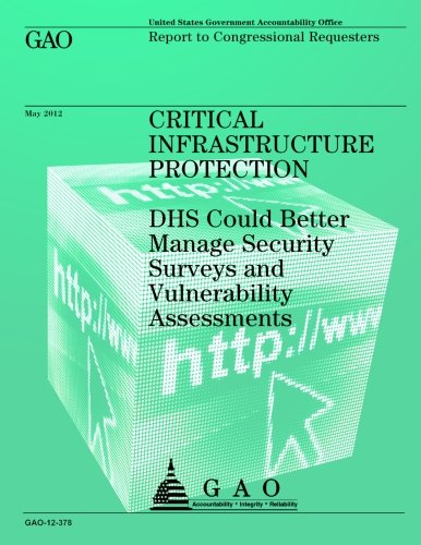 Critical Infrastructure Protection: DHS Could Better Manage Security Surveys and Vulnerability Assessments