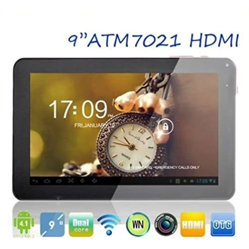 Goldengulf 9 Inch ATM7021 Android 4.2 HDMI Dual Core Camera 8GB Touch Screen Tablet PC G sensor WIFI Coupons