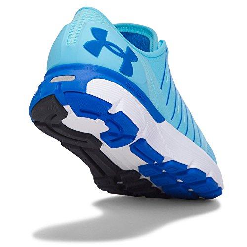 Blk Under Speedform Europa Women's M US Running MSV Shoe Blue Armour Ptp 6UwUaSqYx