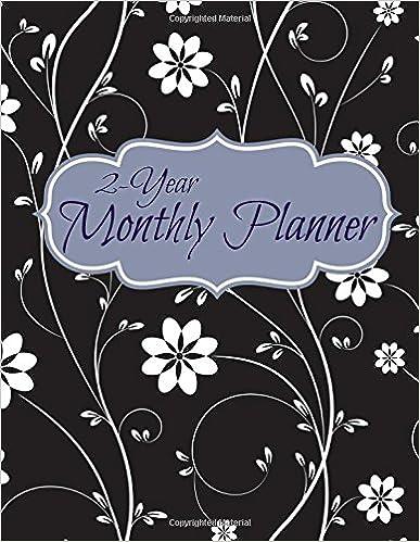 E-book à téléchargement gratuit2-Year Monthly Planner (Simple Planners) (Volume 8) en français PDF ePub MOBI