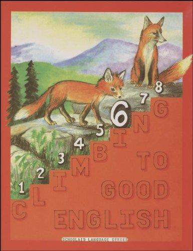 Climbing to Good English 6 Student Workbook (Climbing To Good English compare prices)