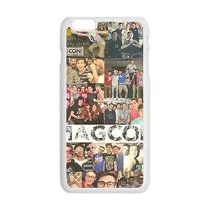 Happy Magcon Phone Case for Iphone 6 Plus