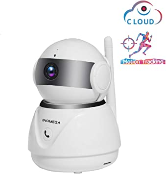 HD 1080p Nube Wireless IP Camera App Reverse-Call & Auto-Tracking ...