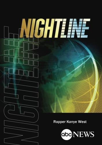 ABC News Nightline Rapper Kanye West [DVD] [NTSC] by