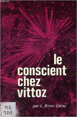 Livres Le conscient chez Vittoz pdf