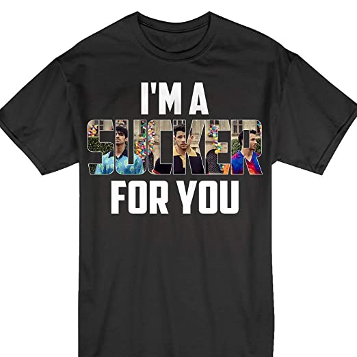 ed26624dc59 Amazon.com: I'm A-Sucker for You Brothers-Gift T-Shirt Black: Clothing