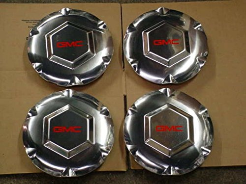 brand-new-4-pieces-set-gmc-envoy-xl-xuv-polished-17-wheel-center-hub-caps-2002-2003-2004-2005-2006-2