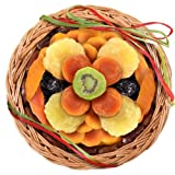 gift basket dried fruit - Golden State Fruit Sweet Bloom Dried Fruit Basket.