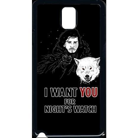 Carcasa Samsung Galaxy Note 3 night S Watch: Amazon.es ...