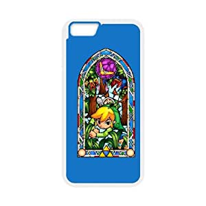 The Legend of Zelda The Wind Waker iPhone 6 4.7 Inch Cell Phone Case White 53Go-374602