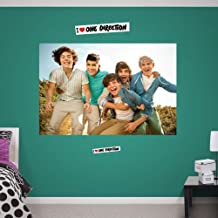 Fathead 1103-00008 Wall Decal, One Direction Best Mates Mural
