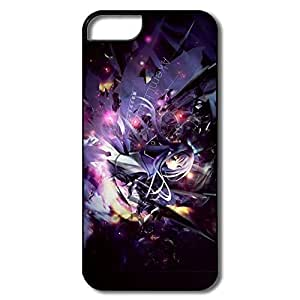 IPhone 5/5S Covers, Puella Magi Madoka Magica White/black Cases For IPhone 5 5S