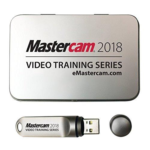 Mastercam 2018 Video Training Series