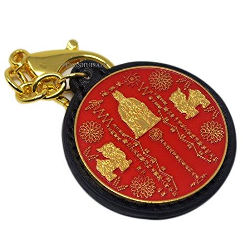 [해외](イスイ) YISHUI 풍수 TAI SUI AMULET 2018 W Fengshuisale 레드 스트링 팔찌 W3325 / (Isyi) Yishui Feng Tai SUI AMULET 2018 W fengshuisale Red string bracelet w3325
