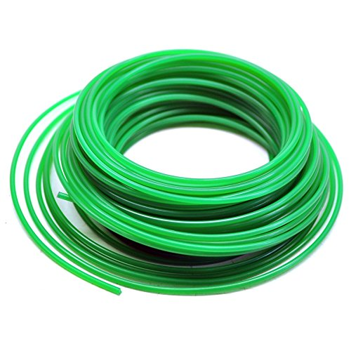 2mm x 15m Nylon Strimmer Line Cord Spoof Refill Wire Line Trim Line by A B Tools