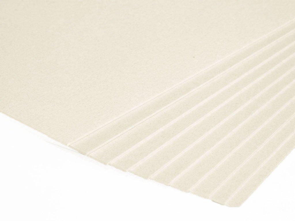 Pinnacle A1 Antique White Mount Board 1250mic - Pack of 10 Sheets