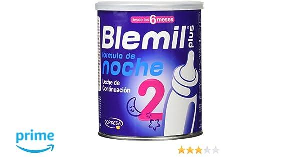 Blemil Plus Leche Fórmula de Noche - 400 gr: Amazon.es: Alimentación y bebidas