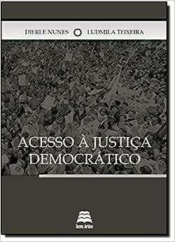 Acesso À Justiça Democrático - 9788566025170 - Livros na