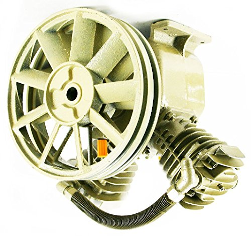 5.5Hp Electric Motor 17.5 Cfm 145 Psi Twin Cylinder Air Comp