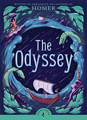 The Odyssey (Puffin Classics) from Puffin
