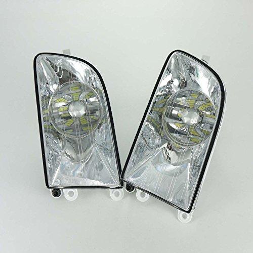 LED Light For Skoda Octavia A5 MK2 Sedan Combi 2004 2005 2006 2007 2008 New Front LED Fog Light Fog Light
