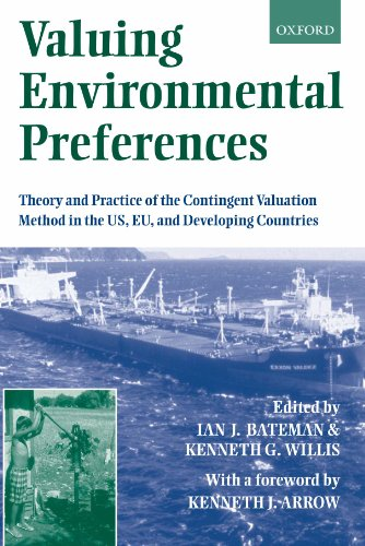 Valuing Environmental Preferences: Theory and Practice of the Contingent Valuation Method in the US, EU, and Developing