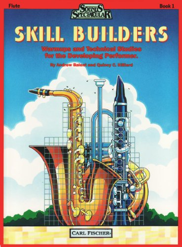 O5250 - Skill Builders - Book 1 (Warmups and Technical Studies for the Developing Performer