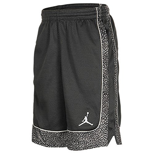 Jordan Ele 2.0 Boys' Basketball Shorts (Small) Jordan Embroidered Shorts