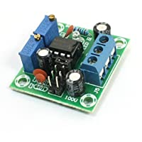 uxcell Square Wave Signal Generator NE555 Pulse Module w LED Indicator 5-15V