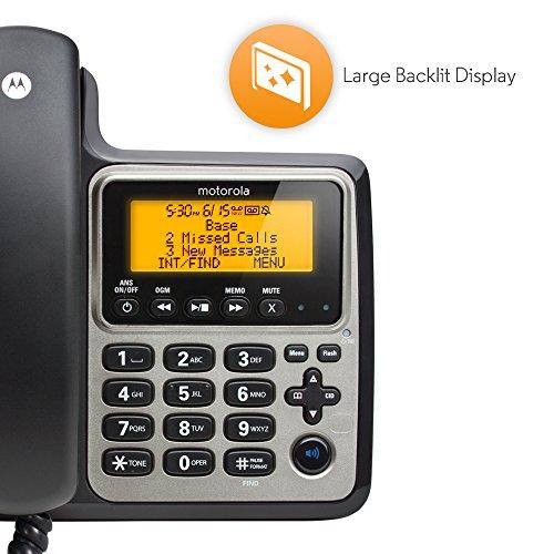 Motorola DECT Base Handset Answering System M802C