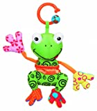 Munchkin Dangly Buddy Teethers and Car Seat Toy,Colors Vary, Baby & Kids Zone