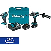 Makita Xt267T Lithium Ion Brushless Cordless Key Pieces