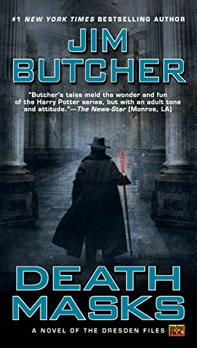 Death Masks (The Dresden Files, Book 5)