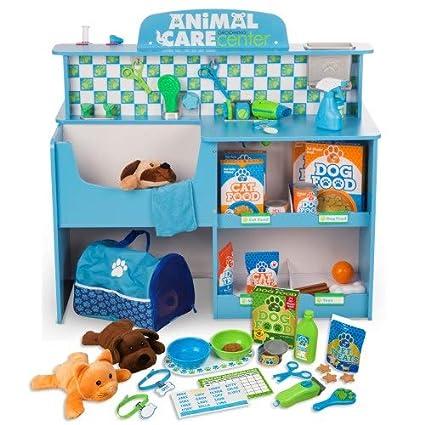 Amazon Com Melissa Doug Pet Care Center Care