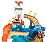 Hot Wheels Color Shifters Sharkport Showdown