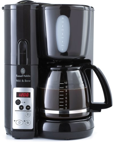 Russell Hobbs 3329 - 56 cafetera eléctrica Mill & Brew ...