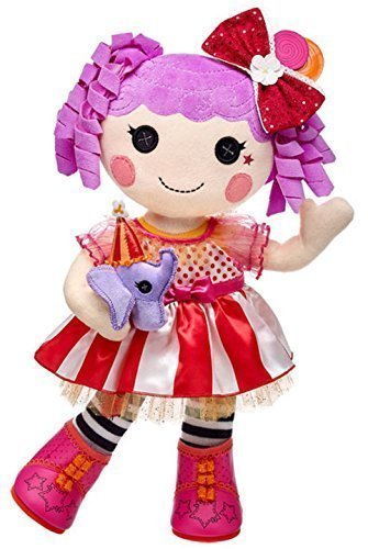 edcff89627d Image Unavailable. Image not available for. Color  Build a Bear Peanut Big  Top Lalaloopsy Doll ...