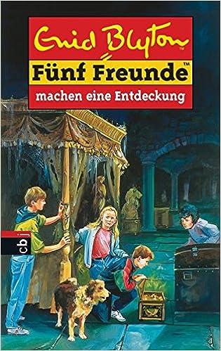 Funf Freunde Neubearb Bd 21 Funf Freunde Machen Eine Entdeckung Einzelbande Band 21 Amazon De Blyton Enid Winkler Hoffmann Ilse Bucher