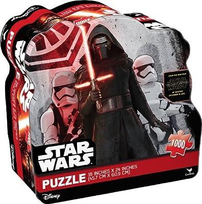 Star Wars Episode 7-Kylo Ren Puzzle
