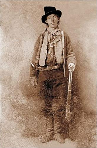 Perfect Posters and Pics Billy The Kid Photo Famous Fuorilegge Western Foto 8x 12