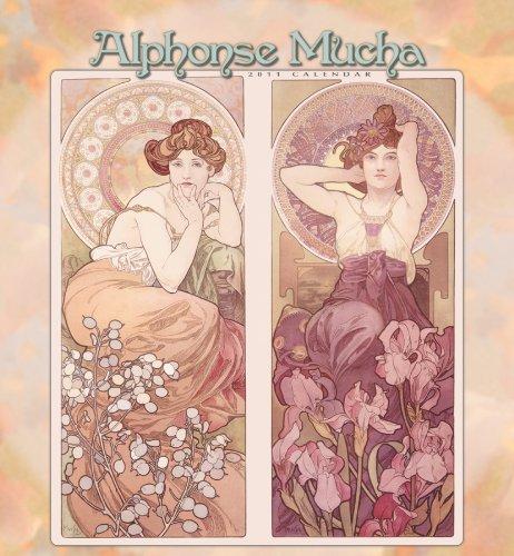 Alphonse Mucha 2011 Wall Calendar ebook