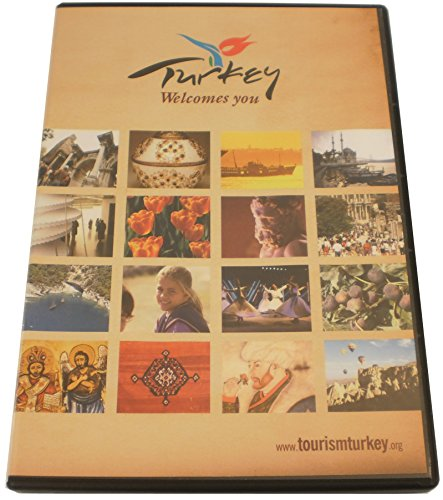 Turkey Welcomes You (Minisitry of Culture and Tourism of Republic of Turkey)