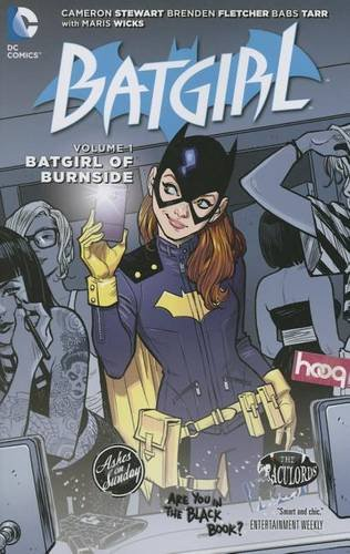 """Batgirl Vol. 1 - The Batgirl of Burnside (The New 52)"" av Brenden Fletcher"