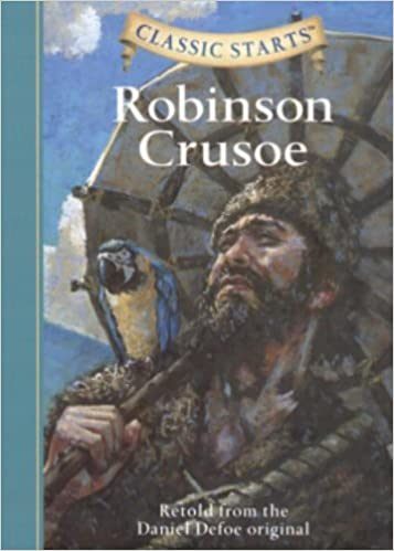 an analysis of savagery in robinson crusoe by daniel defoe In daniel defoe's robinson crusoe and william appears to account for the character of robinson crusoe however, further analysis suggests that.