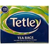 Tetley Tea Bags, 100s, 200g